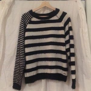 Volcom soft striped sweater